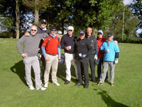 Knutsen Golf Party