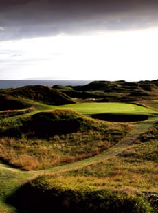Royal Troon Old Course - Postage Stamp